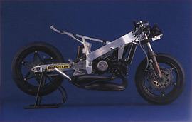 1985 RS250RW GP250 Championship winning bike influenced many areas of the NSR250R MC16