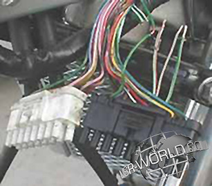 nsr250 ignition derestriction and speed delimiting nsr250 snip the ltgn r gn p gn w wires approximately 60mm from the black connector and remove 5mm of insulation to expose the copper wires inside